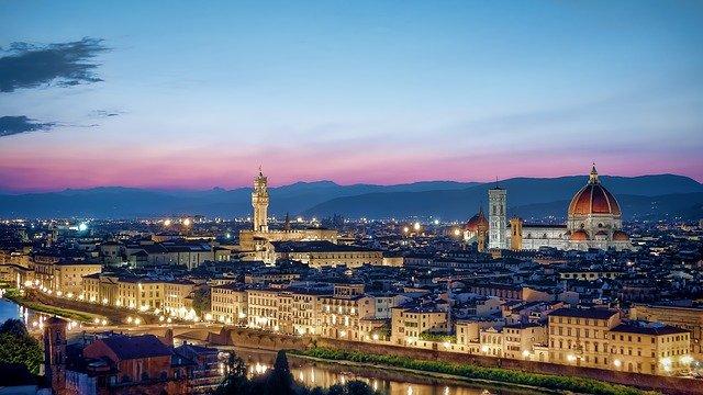Firenze è la città simbolo della cultura italiana