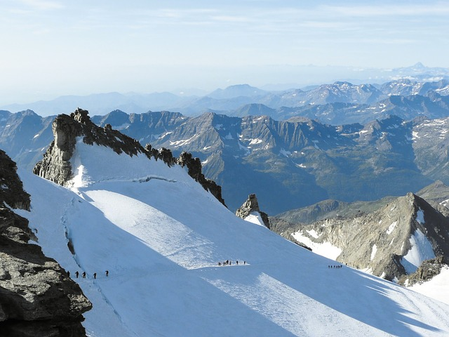 Gran Paradiso: uno spettacolo tra i monti più alti delle alpi