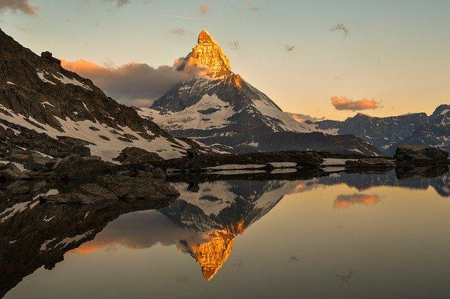 Il Monte Cervino la cima più singolare tra le montagne valdostane