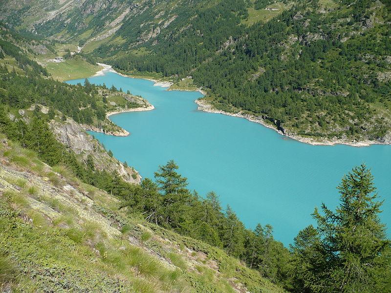 Lago di Place-Mulin