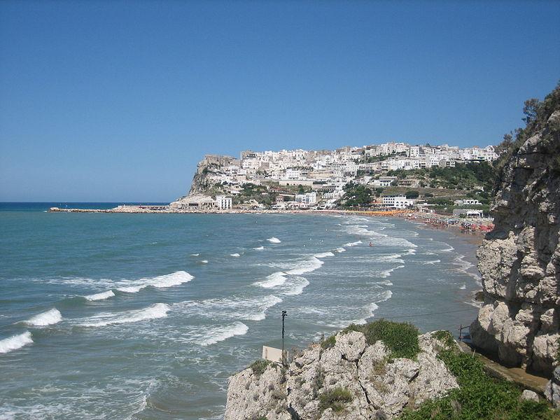 Le spiagge di Rodi e Peschici