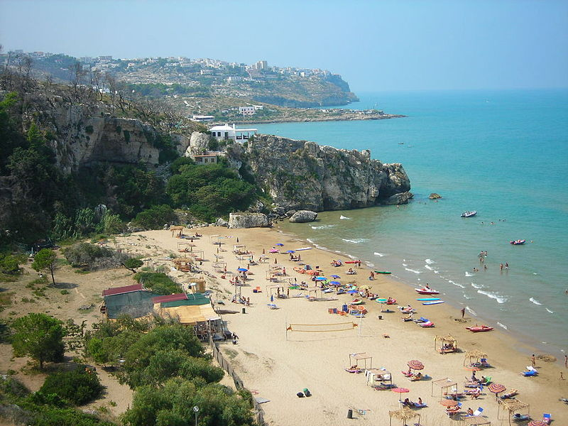Spiaggia Zaiana