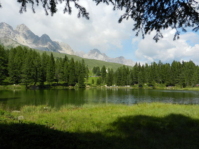 Lago di San Pellegrino