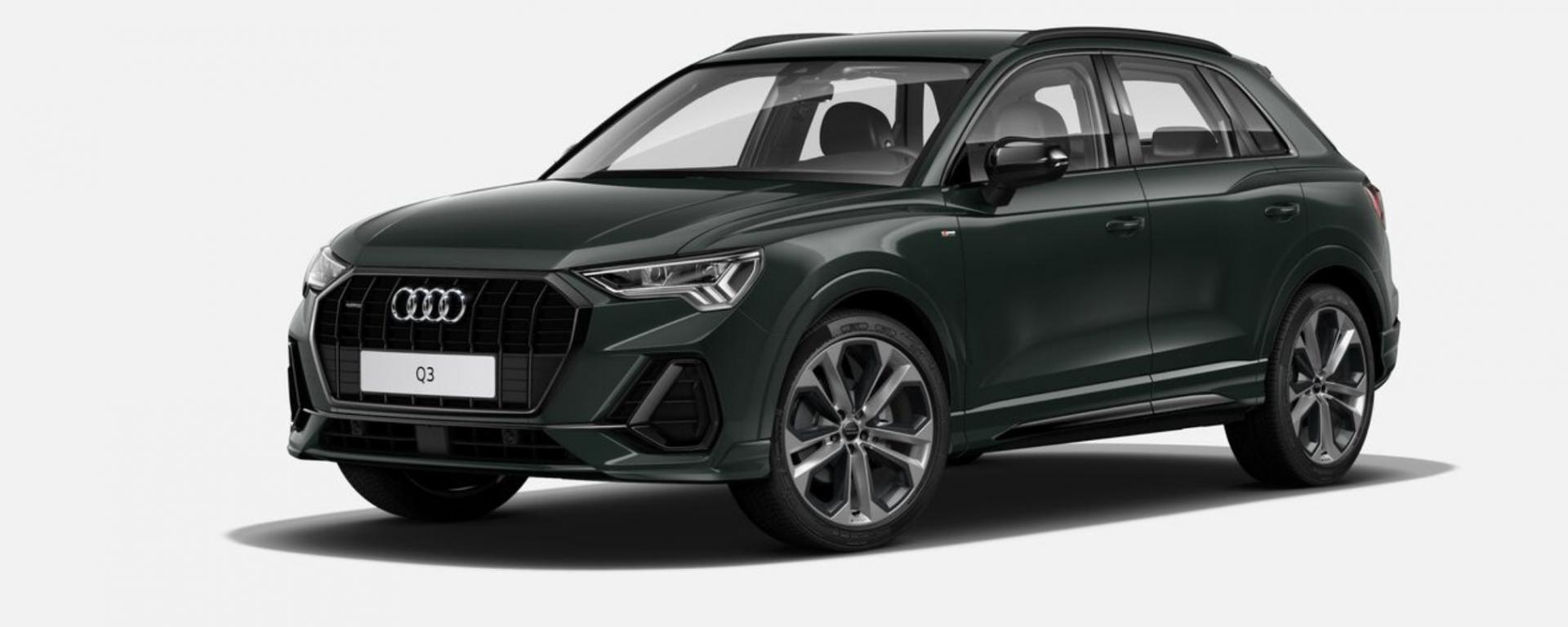 Audi: puoi configurare online l'auto dei tuoi sogni