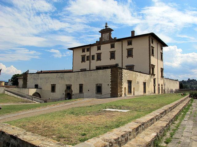 Forte di Belvedere a Firenze